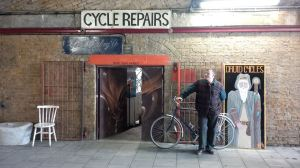 Druid Cycles CIC shop front in May 2013