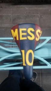 Messisaddle